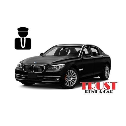 BMW 7 / rent a car Baku / kiraye masinlar / аренда авто в Баку