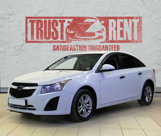 CHEVROLET CRUZE / rent a car in Baku, Azerbaijan from TRUST RENT