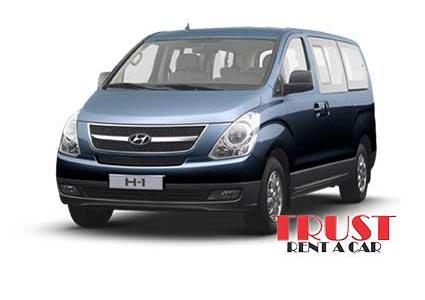 Hyundai H1 / Arenda masinlar. Прокат авто в Баку. Rent a car Baku