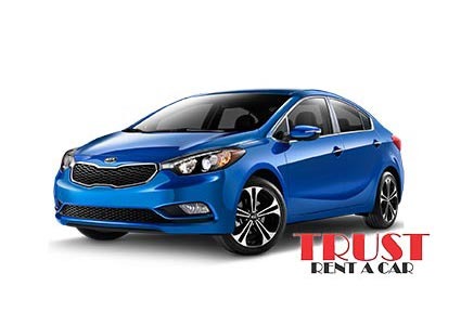 Kia Cerato / Аренда авто в Баку. Rent a car Baku. Arenda masinlar