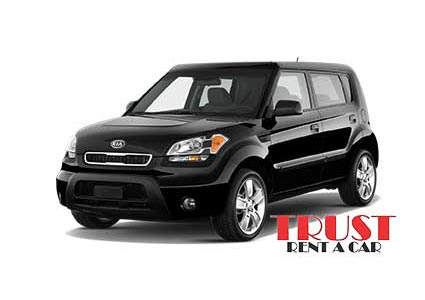 Kia Soul / Аренда авто в Баку. Rent a car Baku. Arenda masinlar