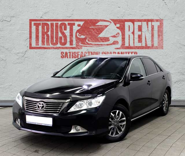 Toyota Camry / Rent a car Baku / Car rental Baku