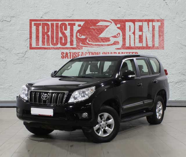 Toyota Prado (2013) / Rent a car Baku / Car rental Baku