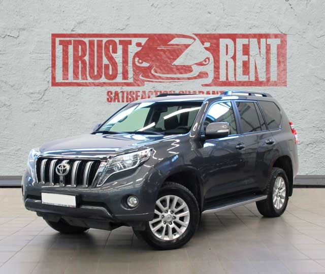 Toyota Prado (2015) / Rent a car Baku / Car rental Baku