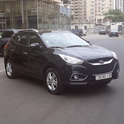 Hyundaiix35-car rental Baku / аренда машин в Баку / kiraye masinlar