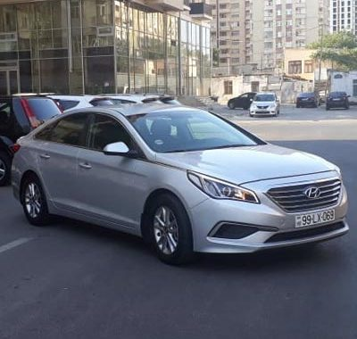 Hyundai Sonata / Car Rental Baku / аренда машин в Баку / Kiraye Masinlar