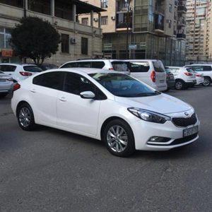 Kia Cerato / rental cars Baku / Arenda masinlar / аренда авто в Баку