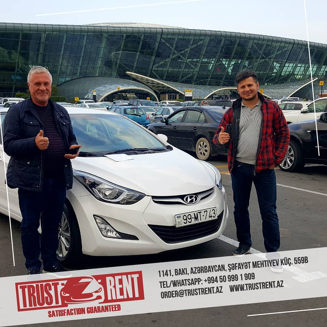 Rent A Car Baku / 25102018