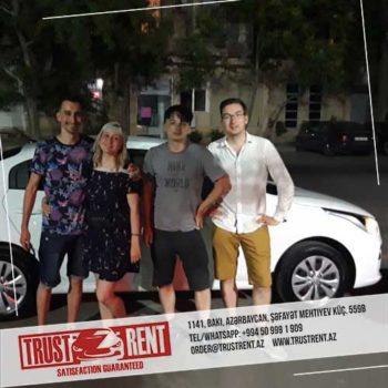 Baku car rental / Avtomobil kirayesi / Аренда машин в Баку, Азербайджане / 28.07.2019