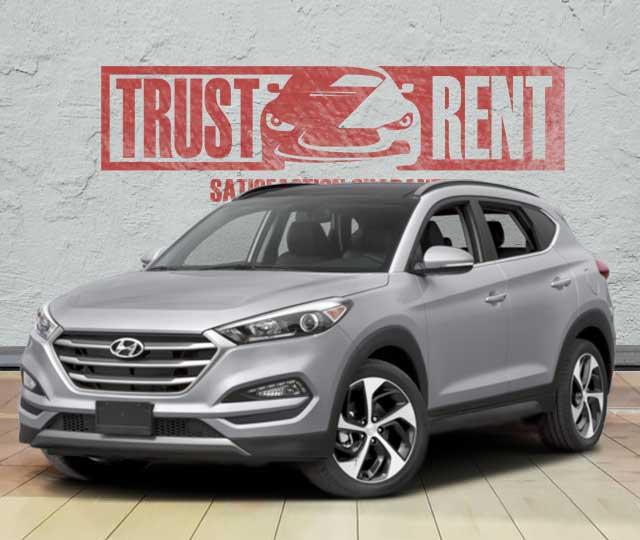 Hyundai Tucson / Trust Rent a car Baku / Аренда авто в Баку / Avtomobil kirayəsi