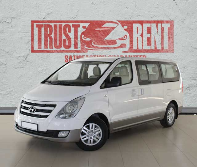 Hyundai H1 / Trust Rent a car Baku / Аренда авто в Баку / Avtomobil kirayəsi