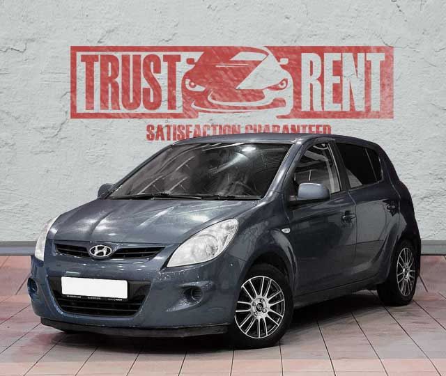 Hyundai i20 (2016) / Trust Rent a car Baku / Аренда авто в Баку / Avtomobil kirayəsi