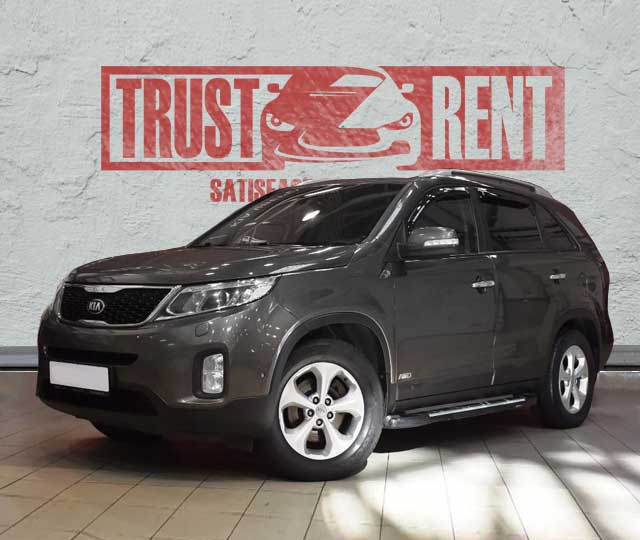 Kia Sorento / Trust Rent a car Baku / Аренда авто в Баку / Avtomobil kirayəsi