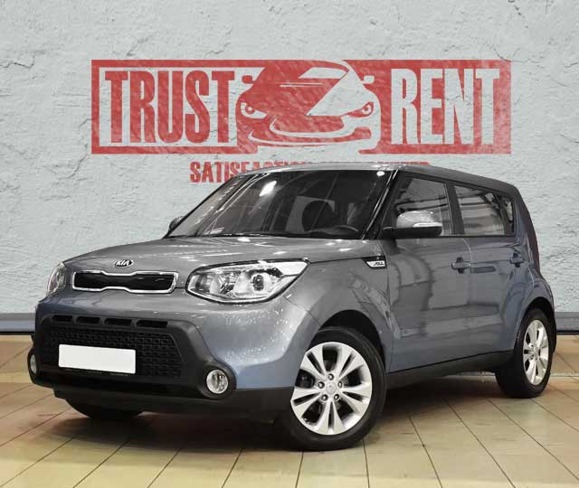 Kia Soul / Trust Rent a car Baku / Аренда авто в Баку / Avtomobil kirayəsi