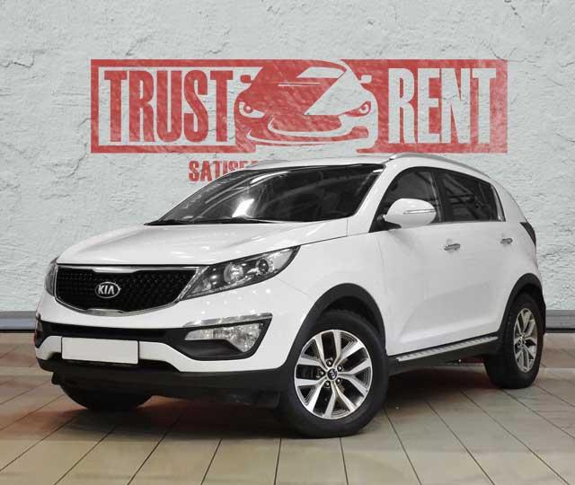 Kia Sportage (2016) / Trust Rent a car Baku / Аренда авто в Баку / Avtomobil kirayəsi