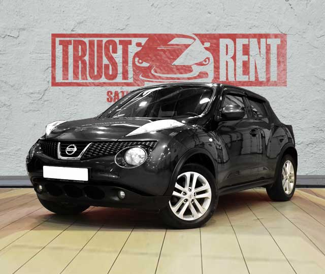 Nissan Juke / Trust Rent a car Baku / Аренда авто в Баку / Avtomobil kirayəsi