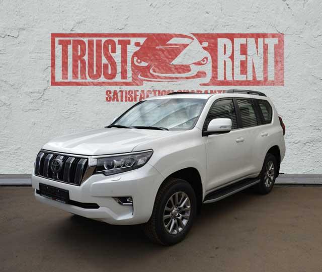 Toyota Prado / Trust Rent a car Baku / Аренда авто в Баку / Avtomobil kirayəsi