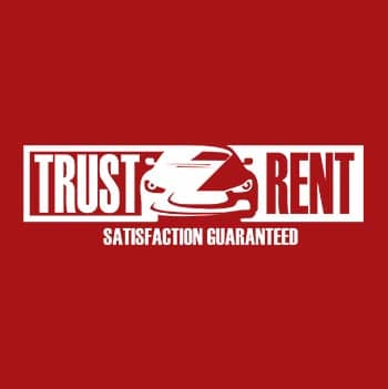 LOGO / Trust Rent A Car Baku / Аренда авто в Баку / Avtomobil Kirayəsi