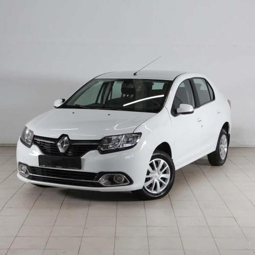 Renault Logan (2015)
