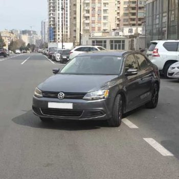 VW Jetta / Rental cars in Baku, Azerbaijan / Kirayə maşınlar / Авто на прокат в Баку, Азербайджан 10.04.2020
